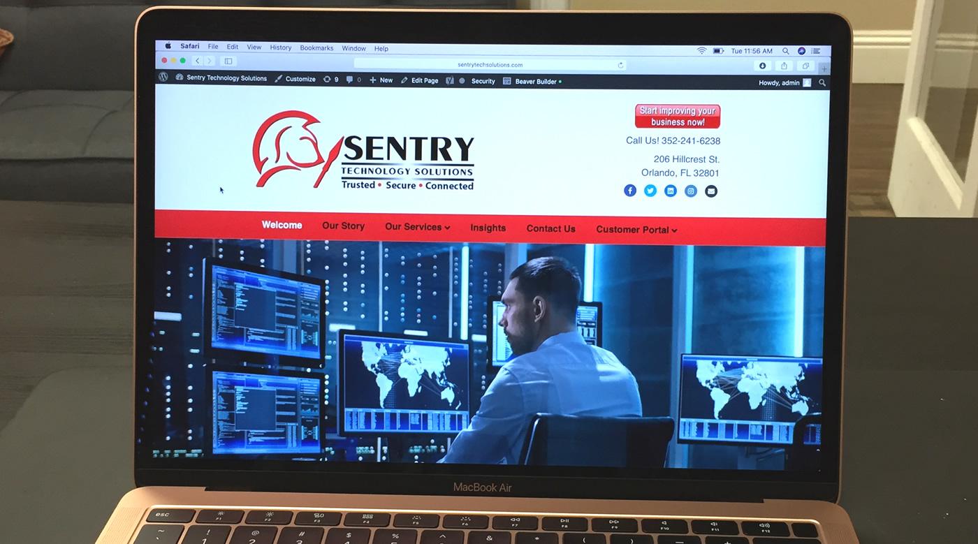 sentryWeb